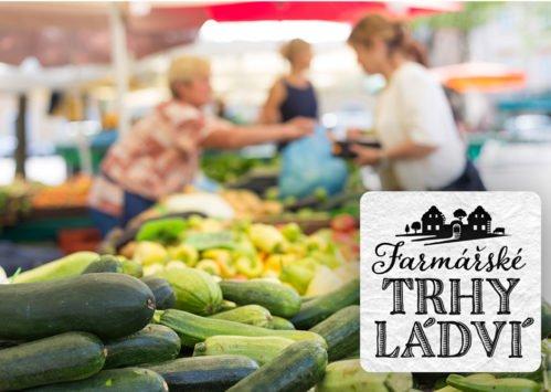 Farmářské trhy Ládví