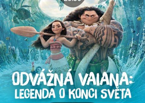 Propagace programu Letního kina na Facebooku