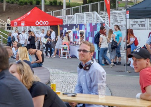 Kulturní a sportovní program na Letní scéně Holešovice