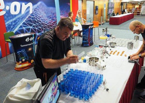 E.ON konference – Molekulární gastronomie