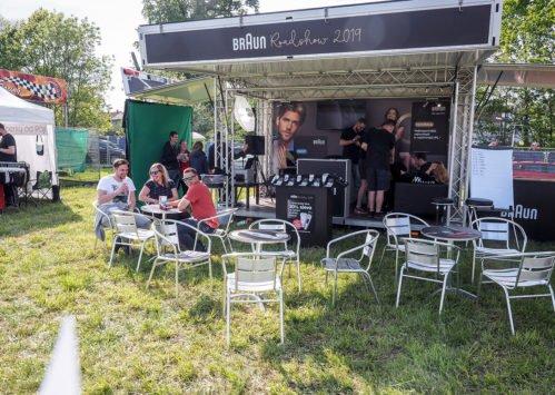 BRAUN Roadshow 2019 - pohodová atmosféra