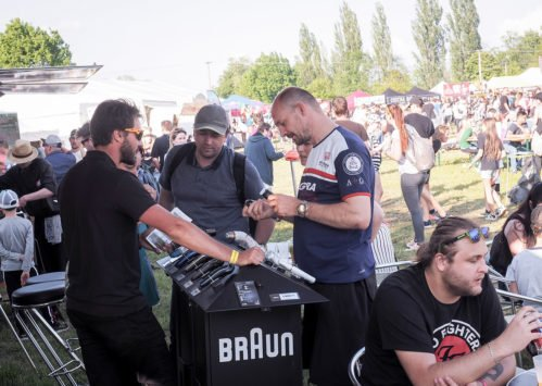 BRAUN Roadshow 2019